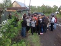 (+Фото) В минувшую пятницу аким Восточно-Казахстанской области Бердыбек Сапарбаев посетил Зыряновский район