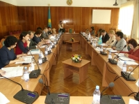 (+Фото) Межсекторальная встреча по реализации проекта ЮНИСЕФ прошла в Семее