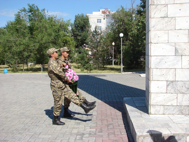 Фото в семее курсанты военно