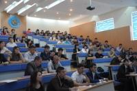 (+Фото)В Семее проходит молодежный форум «Шығыс тағдыры - Менің тағдырым!»