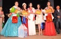 (+Фото) 18 летняя Камиля Турганбек завоевала почетный титул «Мисс Семей 2013»