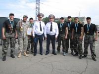 (+Фото) День казахстанской полиции