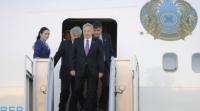 Рабочая поездка Президента Казахстана Нурсултана Абишевича Назарбаева