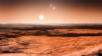 Астрономы обнаружили новое Солнце с тремя Землями