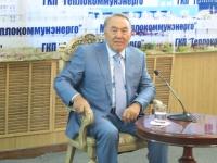 Рабочая поездка в г. Семей Главы  Государства Нурсултана Назарбаева