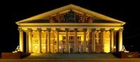 Казахстанские реставраторы восстановили старинные росписи потолков Дворца культуры металлургов в Усть-Каменогорске
