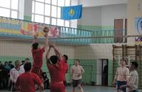 В Усть-Каменогорске прошел чемпионат по волейболу среди правоохранительных органов и силовых структур ВКО.