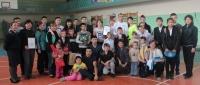 Необычную эстафету провели полицейские в Усть-Каменогорске