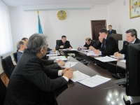 Заседание Общественного совета ДВД ВКО – диалоговая площадка предпринимателей и полицейских